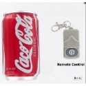 Coca Cola Camera Recorder DV ,Video 720*480 resolution, 30FPSwith 4 GB Micro SD