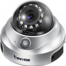 een full-featured 3-assige  Fixed Dome Network Camera